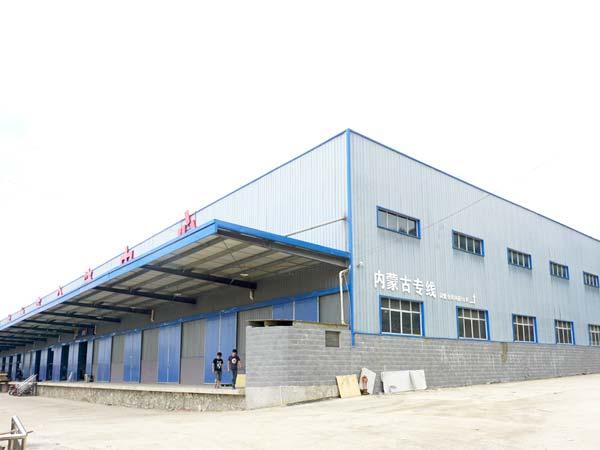 鋼結構倉儲中心